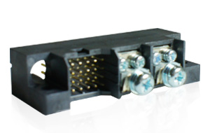C25102 Blade Type Power Conn. (30A)