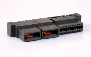 C21420 Extremely Low Profile Power Conn. (30A)